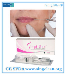 Ce Singfiller Hyaluronic Acid Injection for Lip OEM, Obl, ODM pictures & photos