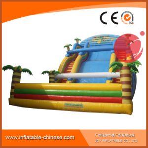 Joy Design Happy Tree Inflatable Big Slide T4-103 pictures & photos