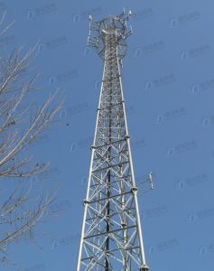 High Quality Communication Triangular Pipe Tower