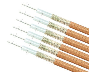 Insulated Coaxical Cable with Rg178 pictures & photos