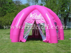 Outdoor Camping Inflatable Dome Tent with Hook & Loop K5152 pictures & photos