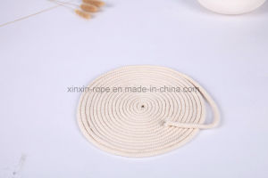 Customize Weaving Color Eco-Friendly 100% Origin Cotton Rope for Handbag pictures & photos