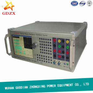 High Precision Three Phase Harmonic Source for Testing pictures & photos