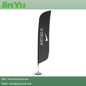 3.0m Aluminum Fiberglass Feather Flag Pole Kits pictures & photos