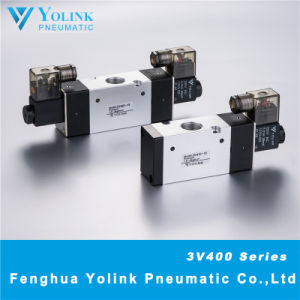 3V410 Series Pilot Operated Solenoid Valve pictures & photos