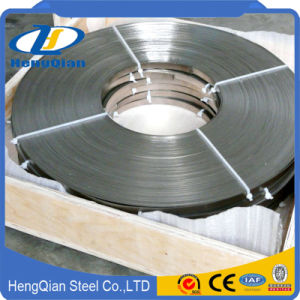 SGS ISO Cold Rolled 304 316 321 Mirror Polished Stainless Steel Strip pictures & photos