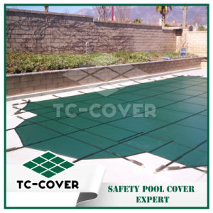 Hot Sale Mesh Safety Cover for Any Pool pictures & photos