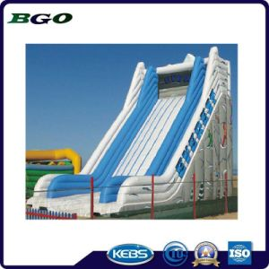 PVC Inflatable Kids Racing Track Funny Playground pictures & photos