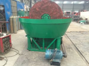China Wet Pan Mill Machine Price List for Gold for Sale pictures & photos