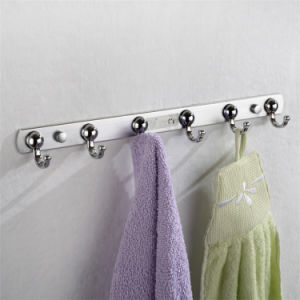 2017 Hot Wall Mounted Stainless Steel Bathroom Accessories Coat Hook (JQS-B) pictures & photos