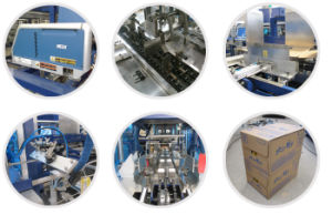 High Speed Case Carton Box Wrapping Machine (MG-XB45) pictures & photos