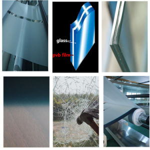 Strong Functional 1.52mm Clear PVB Film pictures & photos