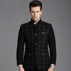 Fashion Suit for Man Modern Business Suit Suit (W0468)