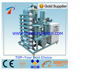 Added Roots Vacuum Pump Used Transofrmer Oil Purifying Machine (ZYD-200) pictures & photos