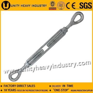 Us Type Drop Forged Jaw and Jaw Turnbuckle pictures & photos