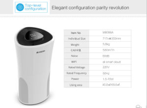 WiFi HEPA Air Filter Purifier From Foxccon pictures & photos