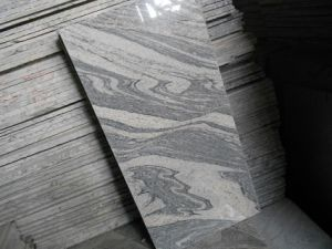 Juparana Light Grey Tile pictures & photos