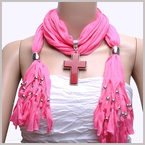 2015 Factory Price for Lady′s Pendant/Jewelry Scarf pictures & photos