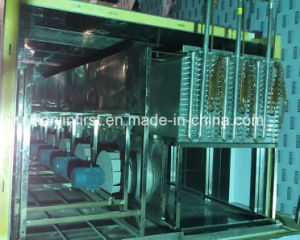 Fluidized Quick Freezing Equipment USD for Vegetables and Fruit pictures & photos