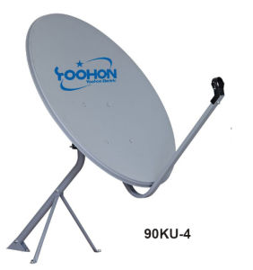 90cm Zinc Plated Antenna Parabolic pictures & photos