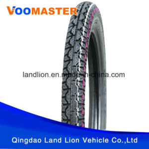 Deep Tread Pattern to Africa Market Motorcycle Tyre 3.00-17 pictures & photos