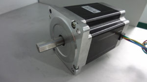 NEMA34 1.8deg electric Stepping Stepper step Motor With Vertical flat shaft pictures & photos