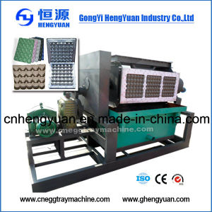 First Hand Egg Carton Pulp Making Machine pictures & photos