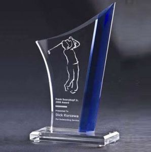 Acrylic Clear Awards (CMT012)
