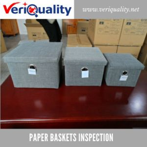 Paper Baskets Quality Control Inspection Service at Jimo, Shandong pictures & photos