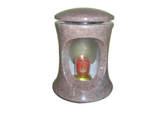 Hot Sale China Granite Lamps for Cemetery pictures & photos