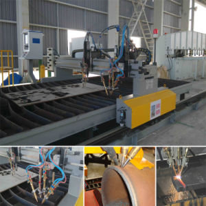 5000mm Light Duty CNC Gantry Plasma Cutting Table for Stainless Steel