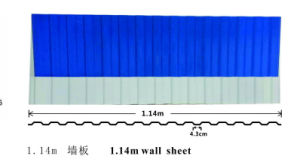 1140 Wall Sheet pictures & photos