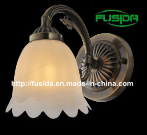 2014 Modern Popular Wall Lamp with Glass (8105/1W) pictures & photos