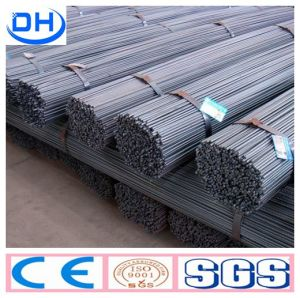 HRB400 Steel Rebar, Deformed Steel Bar, Iron Rods for Construction pictures & photos