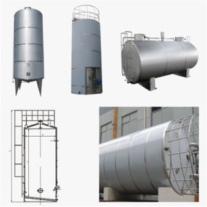 Outdoor Large Stainless Steel Tank pictures & photos