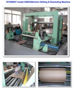 High Speed Slitting & Rewinding Machine for Paper Roll pictures & photos