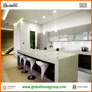 High End Silestone Quartz Dining Table and Countertops for Commercial