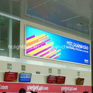 Aluminum Profile Big Size Lightbox Illuminated Advertising Boards pictures & photos