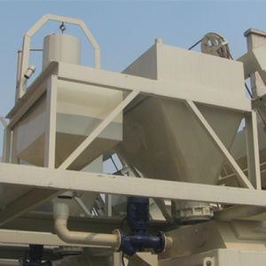 Twin Shaft Electric Mini Concrete Beton Mixer (Js1500) for Sale pictures & photos