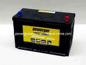 12V 220ah Mf Car Battery