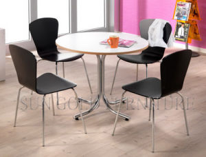 Simple Round Meeting Table Small Conference Table Office Furniture SZ