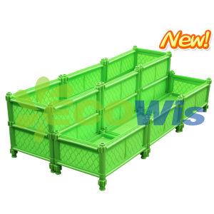 Step Balcony Garden Planter Box (HT5121) pictures & photos