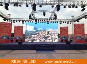Indoor Outdoor Rental Stage Background Event Fixed LED Video Display Screen/Panel/Sign/Wall pictures & photos