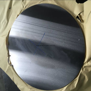Pure Molybdenum Round Target Molybdenum Round Plate pictures & photos