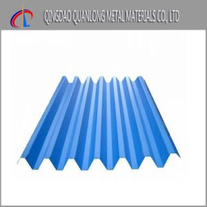 PPGI Color Coated Steel Corrugated Roofing Sheet pictures & photos