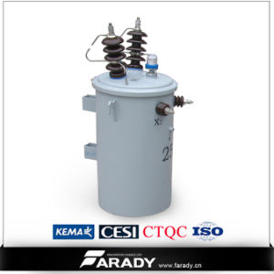 Conventional Transformer 7970V 25kVA Overhead Oil Immersed Electrical Transformer pictures & photos