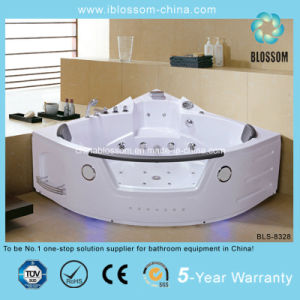 China Made 2 Persons ABS Sexy Massage Bathtub (BLS-8328) pictures & photos