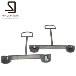 Plastic Stand Black Grey Hangers Clothing Hanger pictures & photos