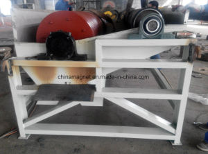 Wet High Intensity Roller Mining Equipment/ Magnetic Separator/Magnetic Roller for Hematite, Manganese Ore pictures & photos