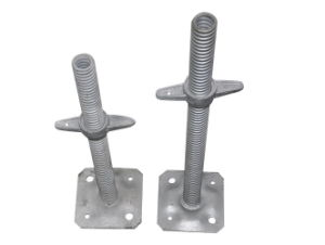 OEM Scaffolding Accessory Adjustable Base Jack Scaffolding Props